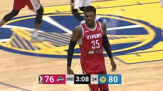 Cleanthony Early drops 29 in Vipers debut