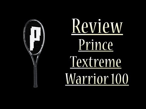 Review Prince Textreme Warrior 100