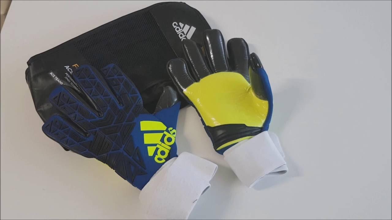 gant adidas ace trans pro fingersave