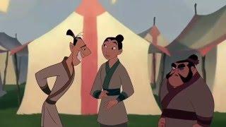 Mulan: Mulan Training Scene thumbnail