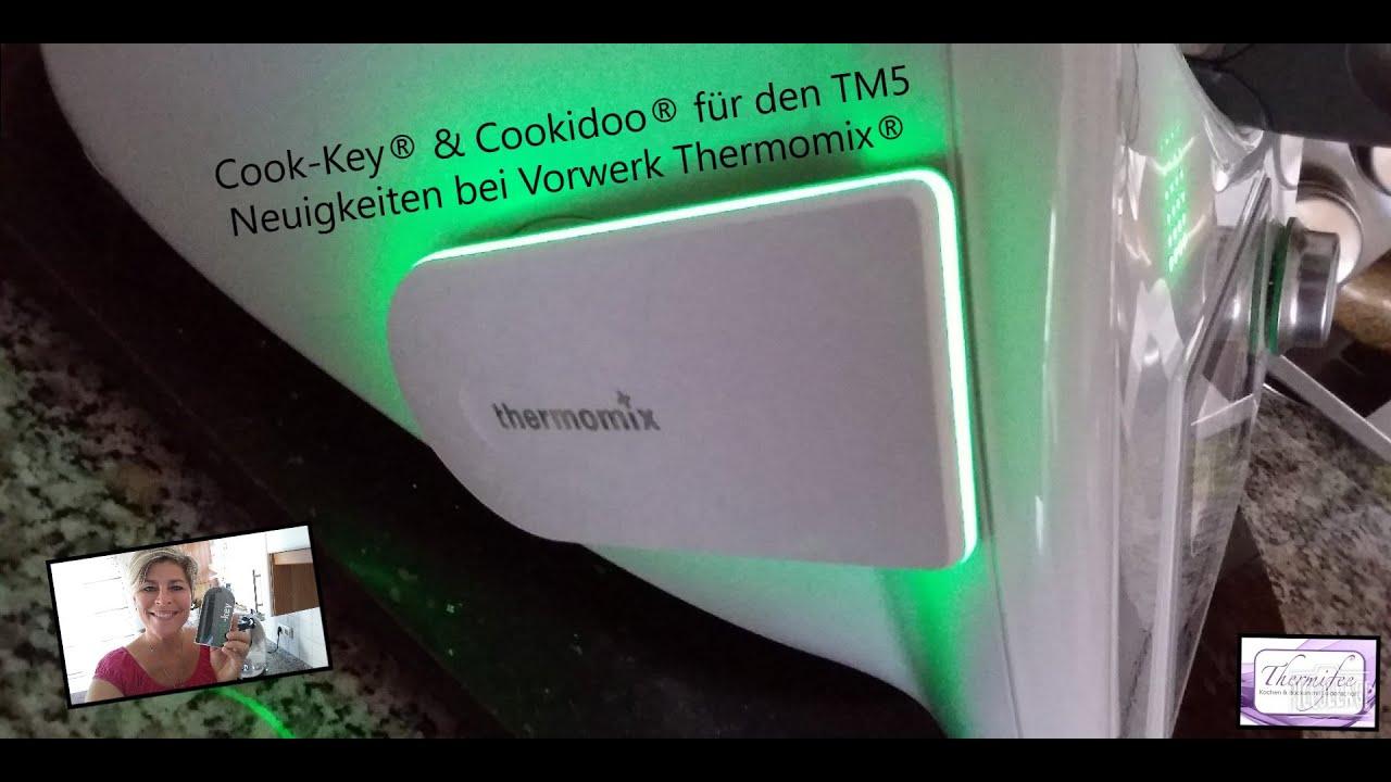 Thermomix® TM5 - Cook Key® und Cookidoo® -NEUIGKEITEN BEI ...  Thermomix® TM5...