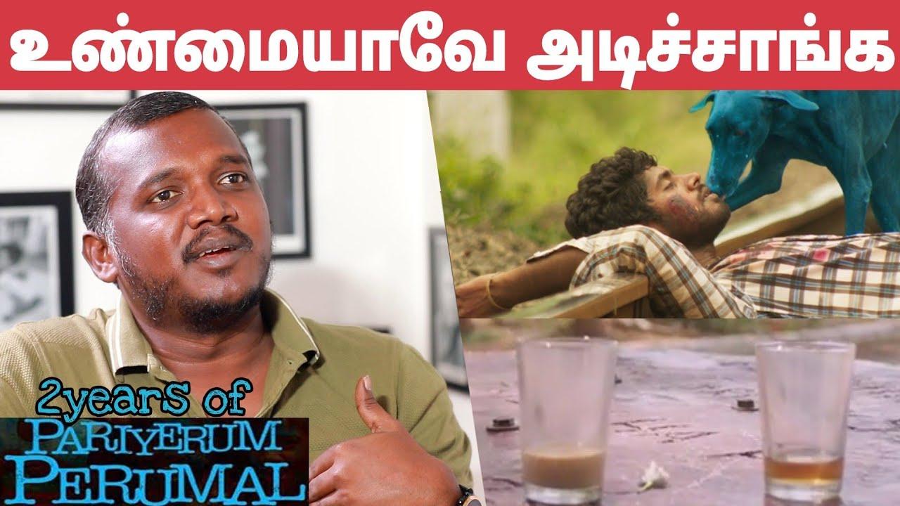 FINALLY! Mari Selvaraj First Time Reveals IDEATION Behind Tea Glass Climax Scene