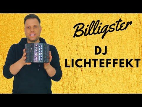 Billigster DJ-Lichteffekt / American DJ Mini Dekker