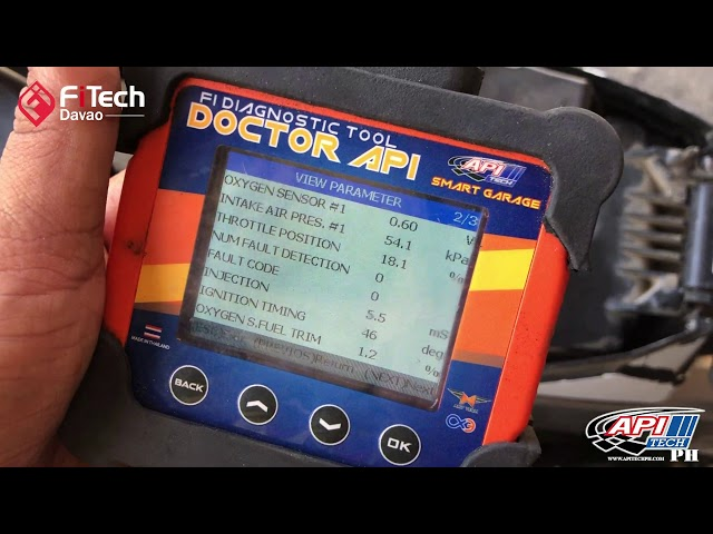 how to use API Doctor Smart Garage Diagnostic Tool #smartgarage #diagnostictool