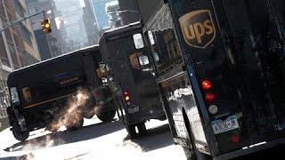 Amazon Loosens Ties With UPS