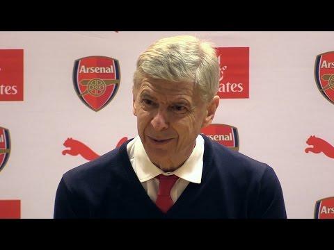 Arsenal 3-1 Bournemouth - Arsene Wenger Full Post Match Press Conference