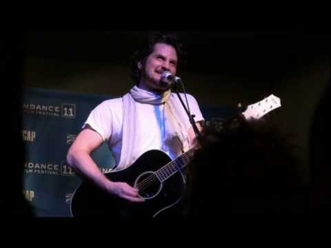 "Matt Nathanson- ""Princess"" And ""Jesse's Girl"" (Rick Springfield Cover) 1-27-2011"