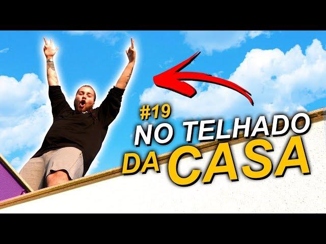 NO TELHADO DA CASA! - WUANT RESPONDE #19