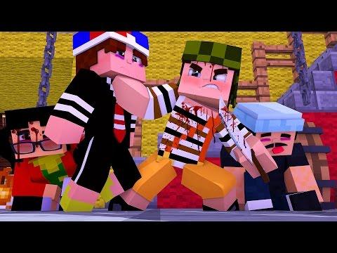 Minecraft: MURDER - CHAVES É UM ASSASSINO!
