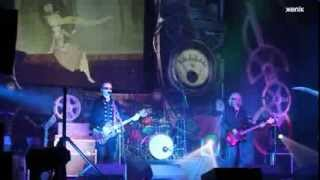 Пикник Русы Косы, Ноги Босы. Концерт в Гомеле Азбука Морзе 11.12.2013г.