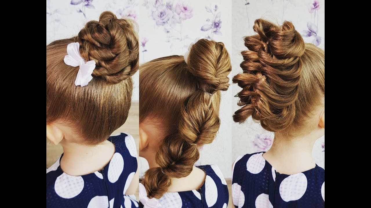 25 minute hairstyle! Let frisuren til skole. - 25... - With Loop Control -  YouTube for Musicians