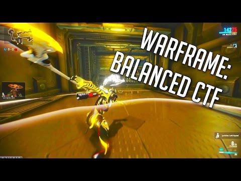 Warframe - Balanced PvP that's ACTUALLY KINDA GOOD