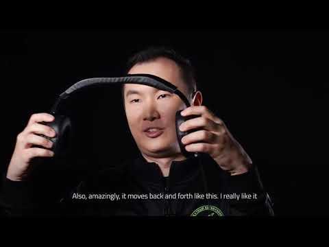 RAZER KRAKEN PRO V2 BLACK Headset PC / Casque PC / Gaming - Productvideo Vandenborre.be