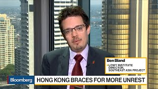 Hong Kong Authorities' Tactic Not Going to Work: Lowy Institute