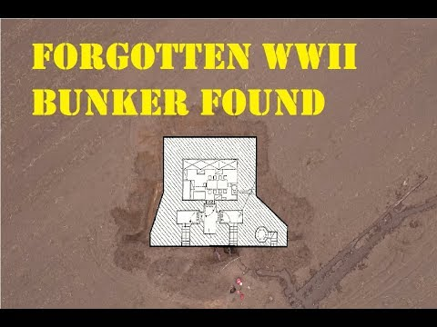 Opening a bunker for the first time in 73 years