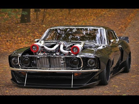 Ford Muscle Cars >> Ford Mustang Power Muscle Cars Compilation 2018