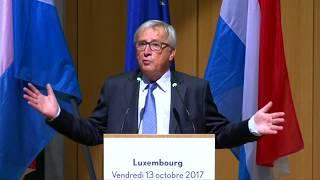 Brexit: Junckers anschauliches Beispiel für die Zahlungspflicht Großbritanniens