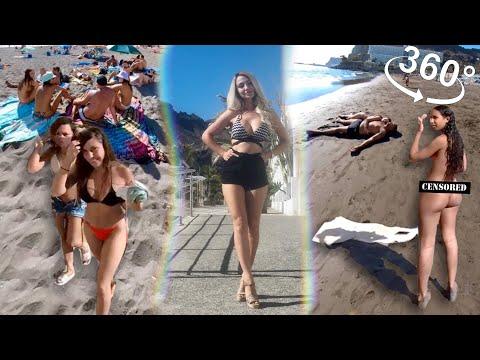 360° Walking Video,