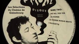 """Serge Gainsbourg """"Danger Beats"""" (French OST - Cannabis - 1970)"""