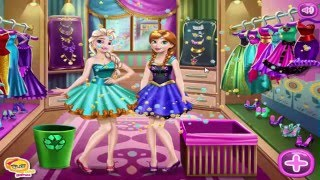 Frozen games Dress up for Elsa Queen and Anna Princess Wardrobe Renew and Fashion Photo