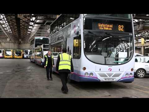Hardik - First Bus Manchester