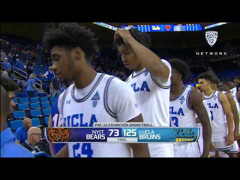 Recap: Prince Ali leads UCLA past NYIT in exhibition victory