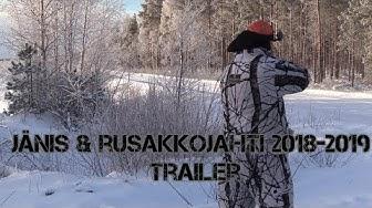 FA: Jänis & Rusakkojahti TRAILER - 2018 - 2019