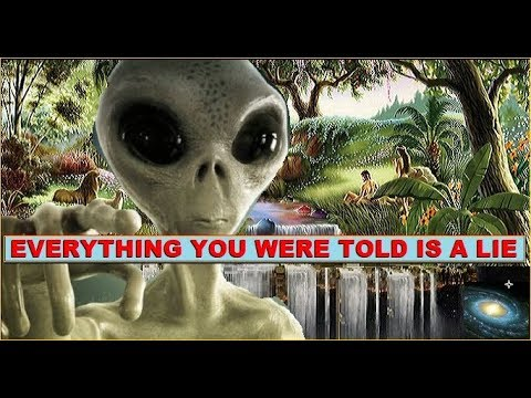 EVERYTHING we WERE TOLD is a LIE - FLAT EARTH? -  Part 1