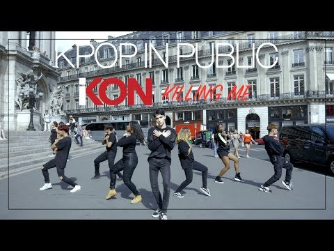 [KPOP IN PUBLIC CHALLENGE] IKON (아이콘) - KILLING ME (죽겠다) Dance Cover By RISIN'CREW From France