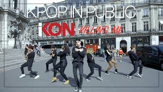 [KPOP IN PUBLIC PARIS] iKON (아이콘) - KILLING ME (죽겠다) dance cover by RISIN'CREW from France