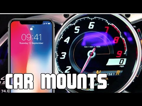 world's-greatest-cell-phone-mount-for-cars---iphone-x,-volport-magnet-car-mount-review-(universal)