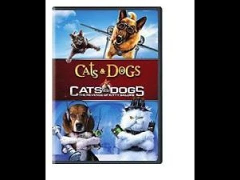 Download Opening To Cats & Dogs/Cats & Dogs:The Revenge Of Kitty Galore 2017 DVD