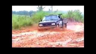 Uma aventura pela transamazônica em  2009