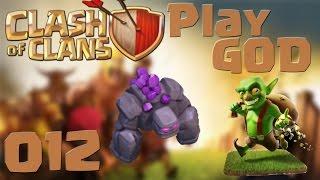 """COC [PlayGOD #012] """"Ultrafarm mit Kobis""""   Let's Play Clash of Clans [DEUTSCH]"""