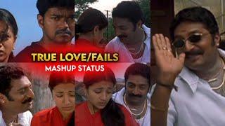 True love failure whatsapp status 😭 one side love status😔 feeling status tamil