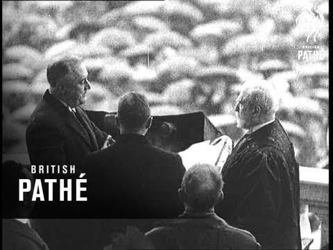 President Roosevelt's Inauguration (1937)