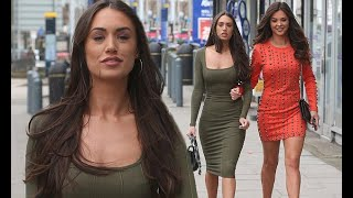 TOWIE girls Clelia Theodorou and Shelby Tribble sizzle in filming