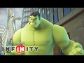 HULK Cartoon Superhero Games for Kids to Play - Disney Infinity 2.0 Marvel Super Heroes Videos