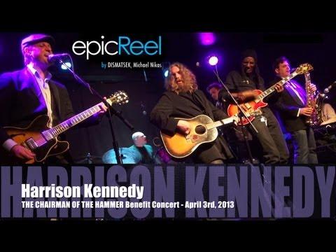 Music Legend HARRISON KENNEDY Benefit Concert EpicReel