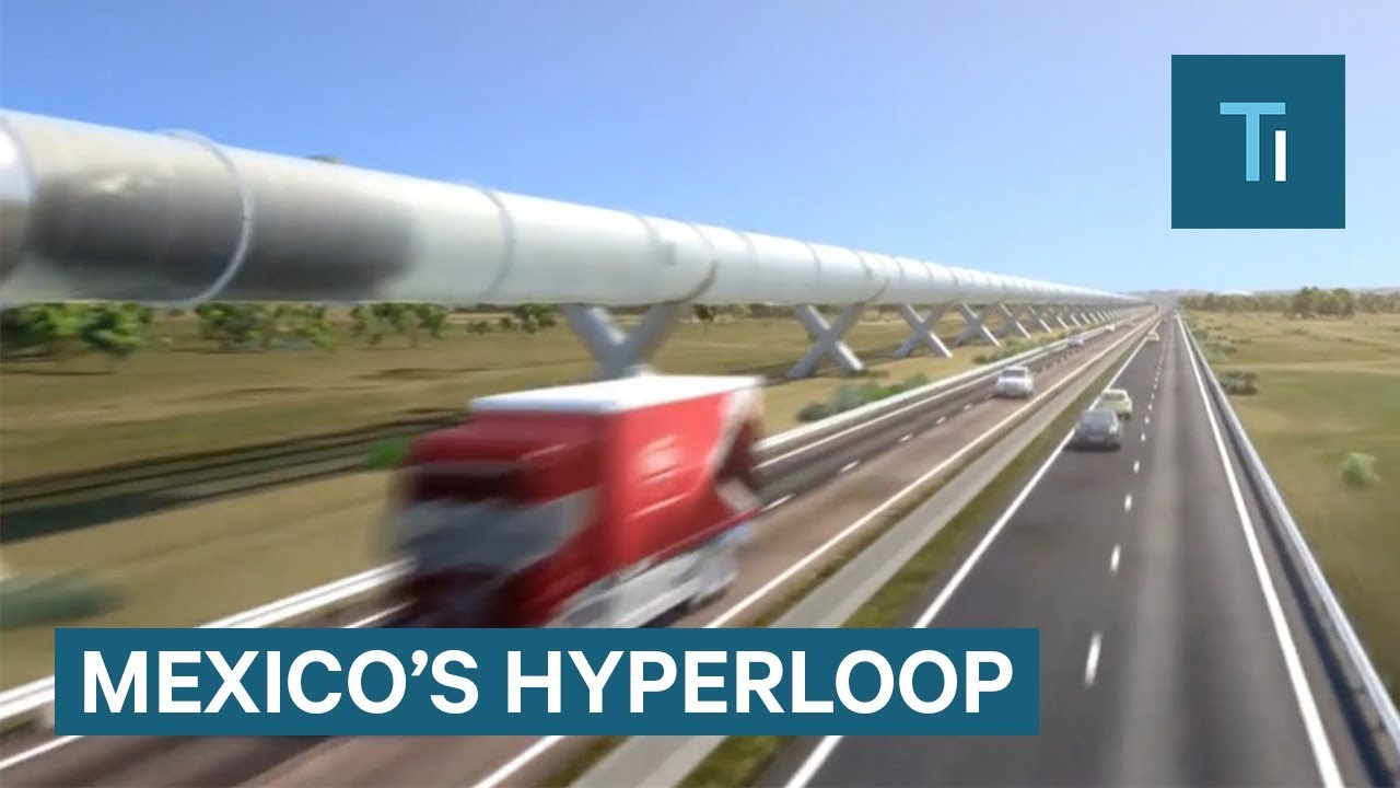 Αποτέλεσμα εικόνας για Mexico is planning to build its own Hyperloop