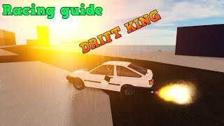 HOW TO BEAT DRIFT KING! | ROBLOX: Vehicle Simulator