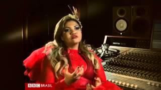 Gaby Amarantos revela música da -Amazônia caribenha