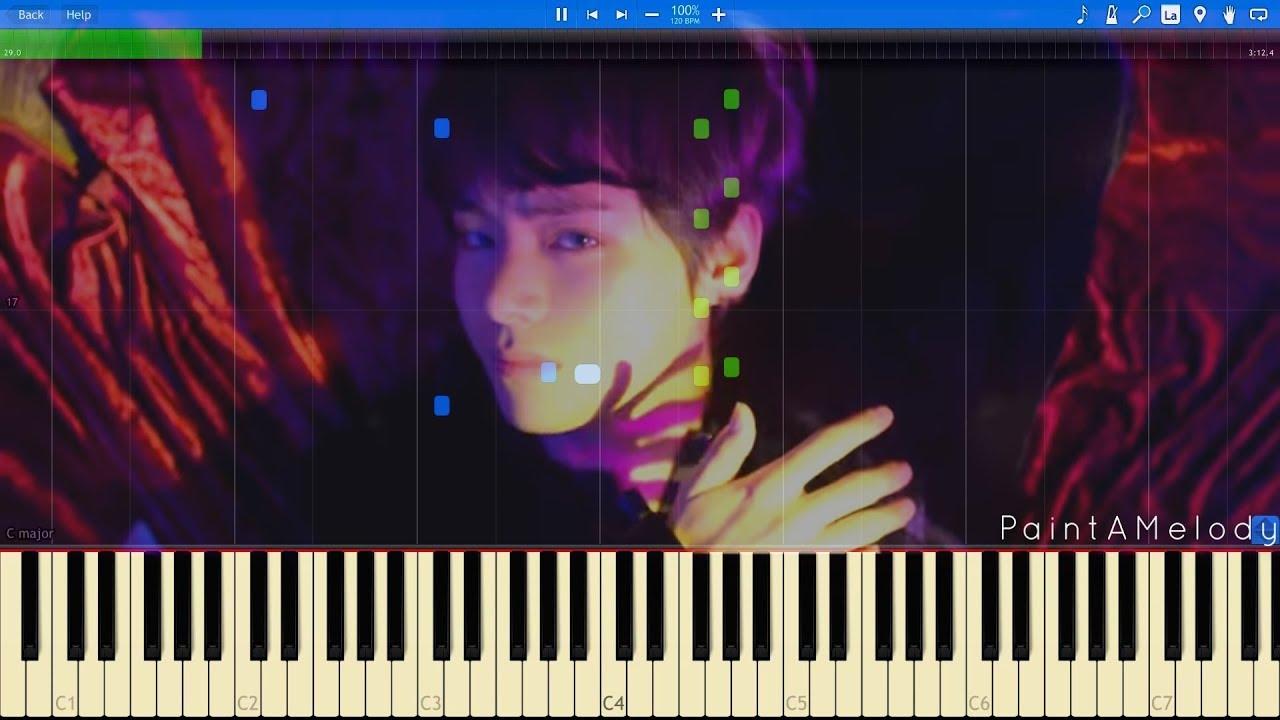 BTS (방탄소년단) - Singularity | Piano Tutorial [Sheet Music]