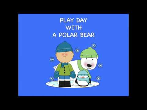 PLAY DAY WITH A POLAR BEAR lyrics