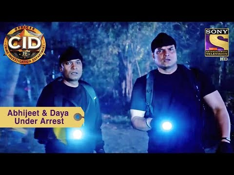 Your Favorite Character | Abhijeet & Daya Under Arrest | CID