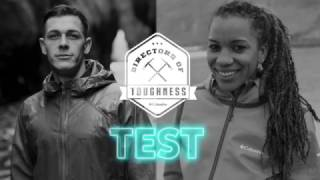 Mark, Faith & The Director of Toughness Test  – Gert's Garage