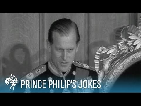 Prince Philip's Jokes