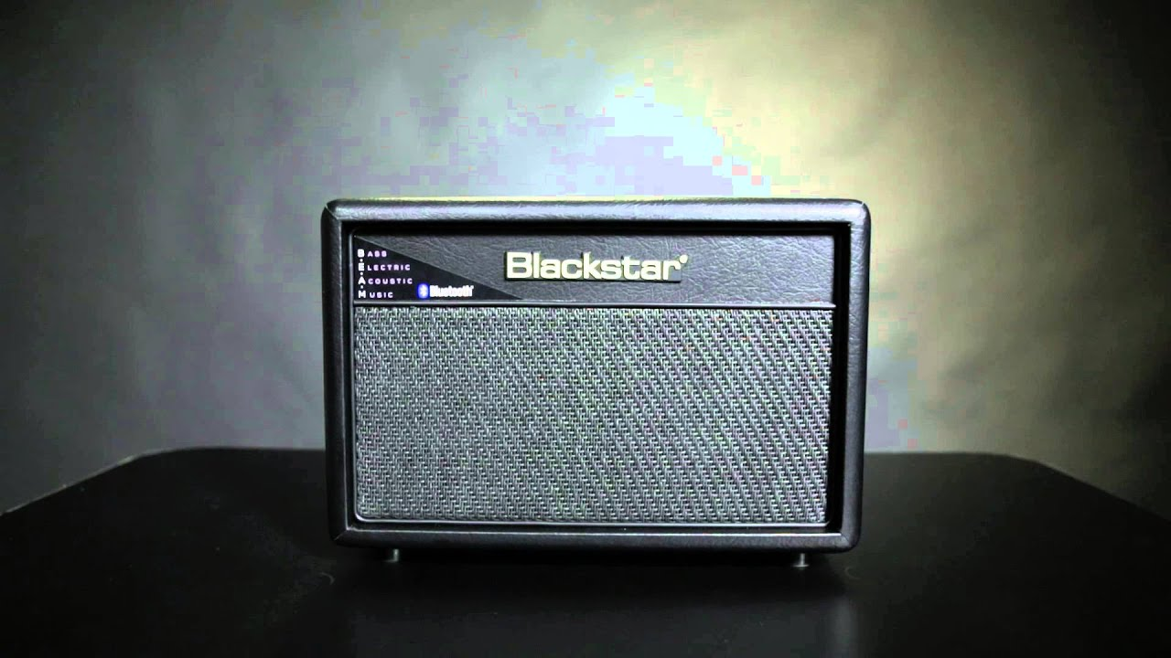 blackstar id core beam bass demo youtube