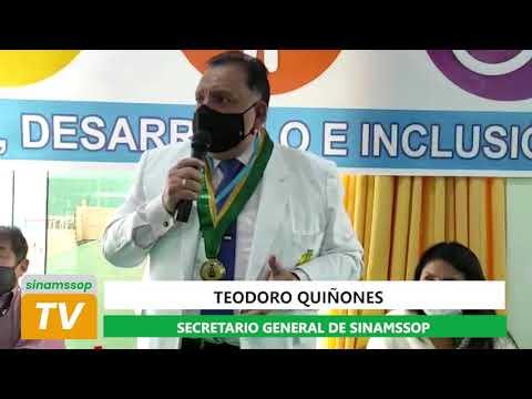 JURAMENTACIÓN DE TRABAJADORES CON DISCAPACIDAD