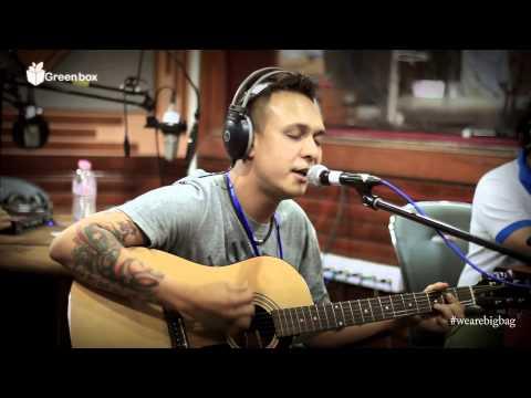 Big Bag - Thee Khan Acoustics LIve at Mandalay FM